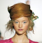 Fashion news: Hat trends