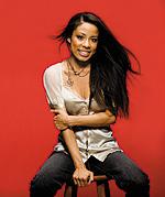 Chic celebrity: Keshia Chanté