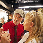 Backstage beauty: <i>Project Runway Canada</i>