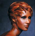 Iman's vision of beauty