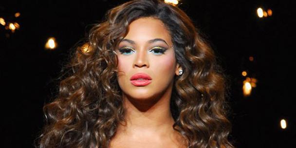Super star: Beyonce