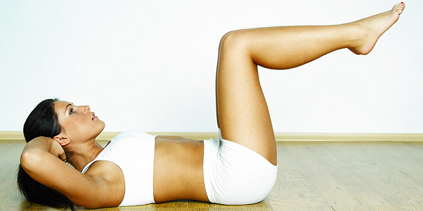 The 20-minute body makeover