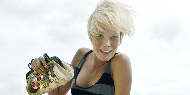 Beach beautiful hair tips