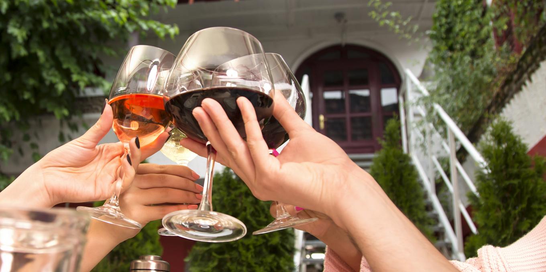 toasting-with-wine