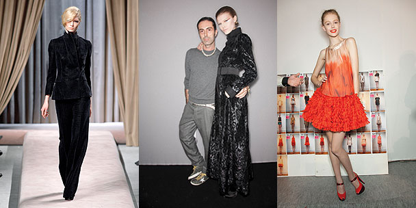 An Italian in Paris: Designer Giambattista Valli