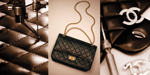 Chanel's quilted secrets