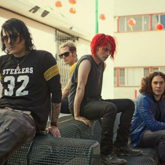 My Chemical Romance wrote reaction against 'Twilight'