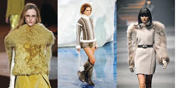 Fashion trend: Fur