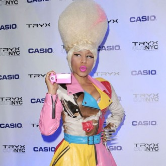 Nicki Minaj motivated by mother