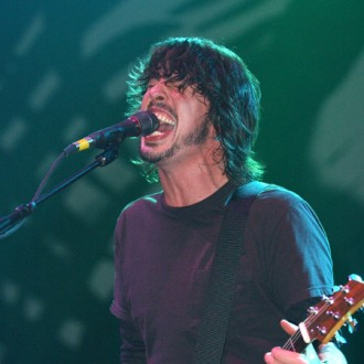 Dave Grohl's big crowd fears