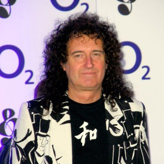 Brian May feels Freddie Mercury is 'still with' him