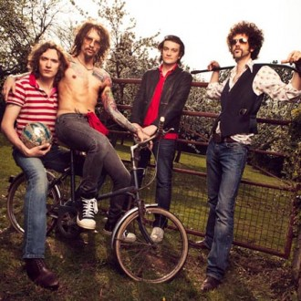 The Darkness announce low key comeback shows