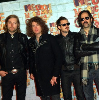 The Killers heading back to the studio