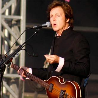 Sir Paul McCartney to open Olympics