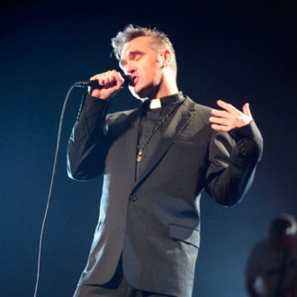 Morrissey cancels Swedish gig because of rain