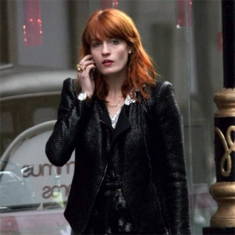 Florence and the Machine finish second album