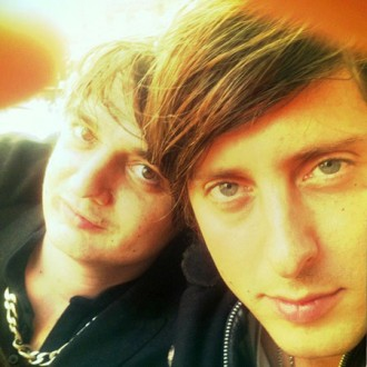 The Libertines frontmen reunite