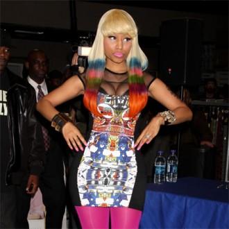Nicki Minaj writing crazy songs