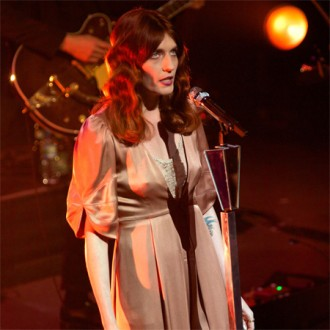 Florence + the Machine's 'frightening' performances