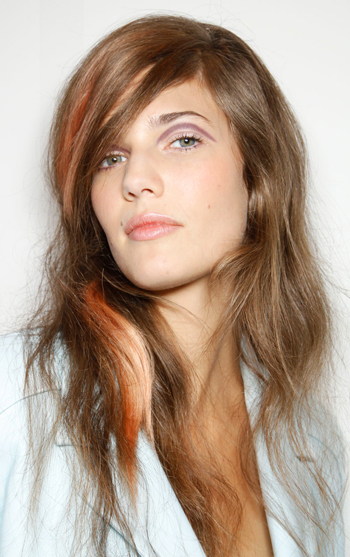 Hottest hair colour trends for fall