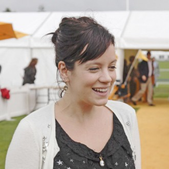 Lily Allen's accent landed her T-Pain track