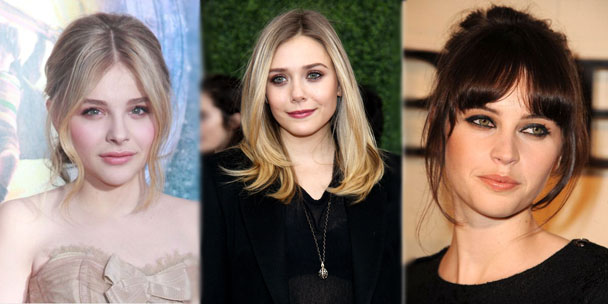 Celebrity beauty: The top 5 breakout beauty stars of 2011