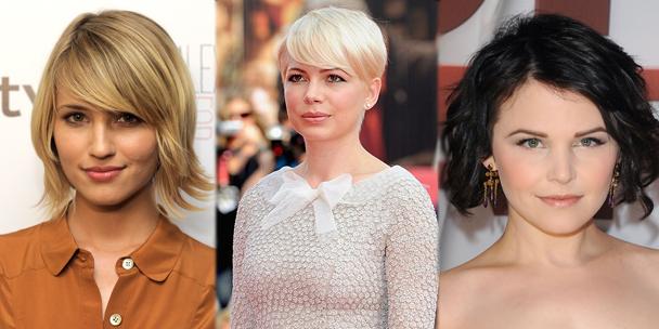 4 fresh short hair ideas