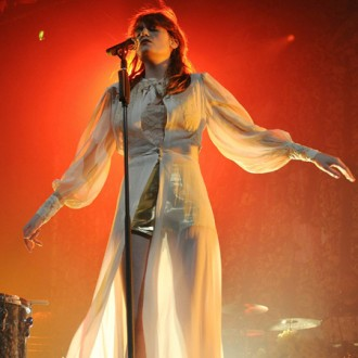 Florence Welch is scared to bare her soul