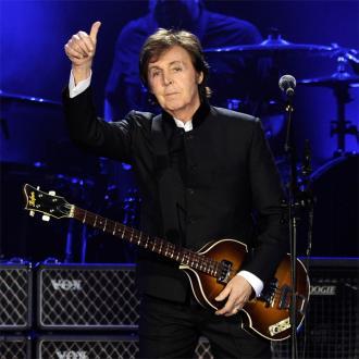 Paul McCartney and Stevie Wonder back in the studio