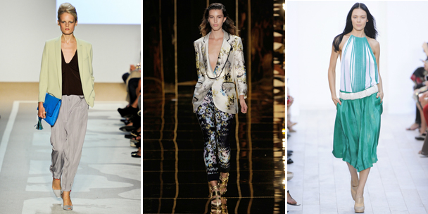 Fashion tips: The 6 items your closet needs to transition you into spring 2012