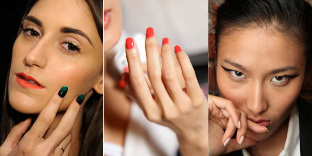 5 new nail polish trends to try for Spring 2012