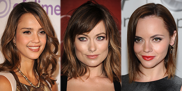 Hair Styles Find The Right Hair Cut For Your Face Shape Elle Canada
