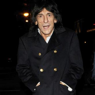 Ronnie Wood's Rolling Stones Olympic admission