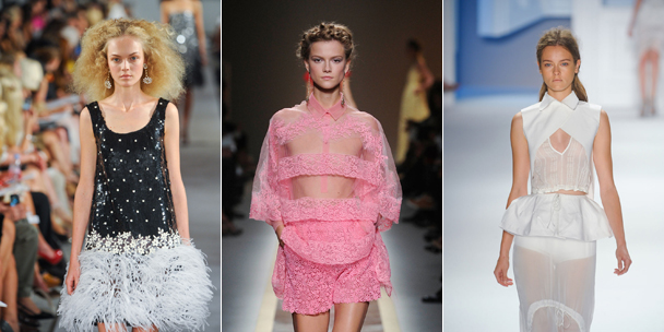 5 romantic fashion trends to try for Valentine's Day