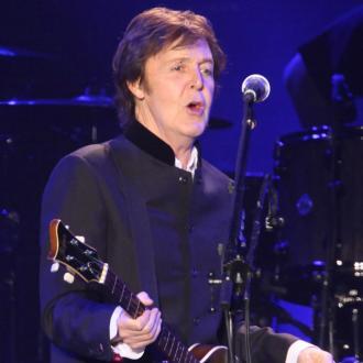 Paul McCartney receives star-studded honour