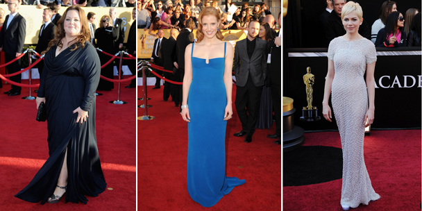 We predict this year's Academy Awards red carpet fashion selections