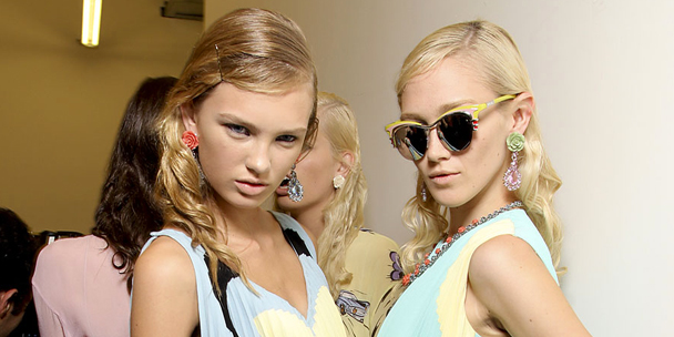 Spring 2012 accessories: Eyewear trends