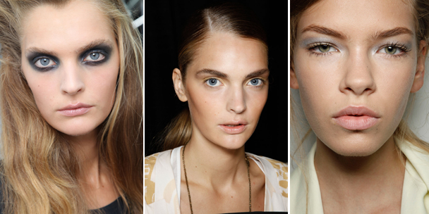 Spring beauty: Eye shadow trends