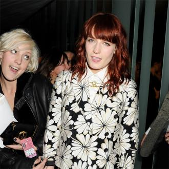 Florence Welch's bloody birthday