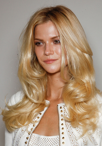 Spring hair styles: The perfect blonde hair colour