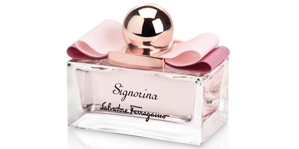 Ladylike fragrance personality