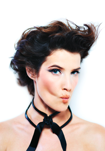 May 2012 cover girl Colbie Smulders on her big-screen breakout role