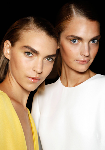 Spring 2012 beauty tips: Best brows
