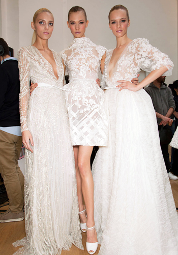 Wedding trends for stylish brides