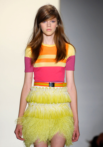 Summer trends: How to wear the colour blocking trend