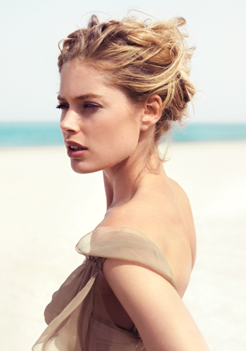 Beauty secrets: Model Doutzen Kroes' top tips