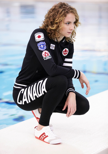 London 2012 Olympics: Creating Canada's Olympic fashion