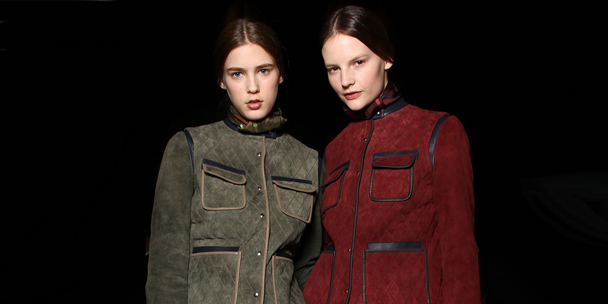Fall 2012 fashion: Top five coats and jackets this season