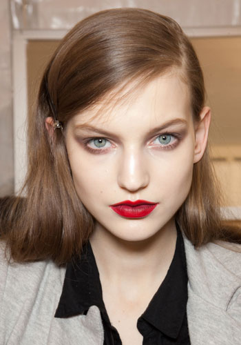Beauty secret: How to pull off a daring look