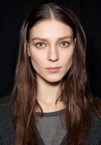Fall 2012 runway hair colour trends: This season's top shades